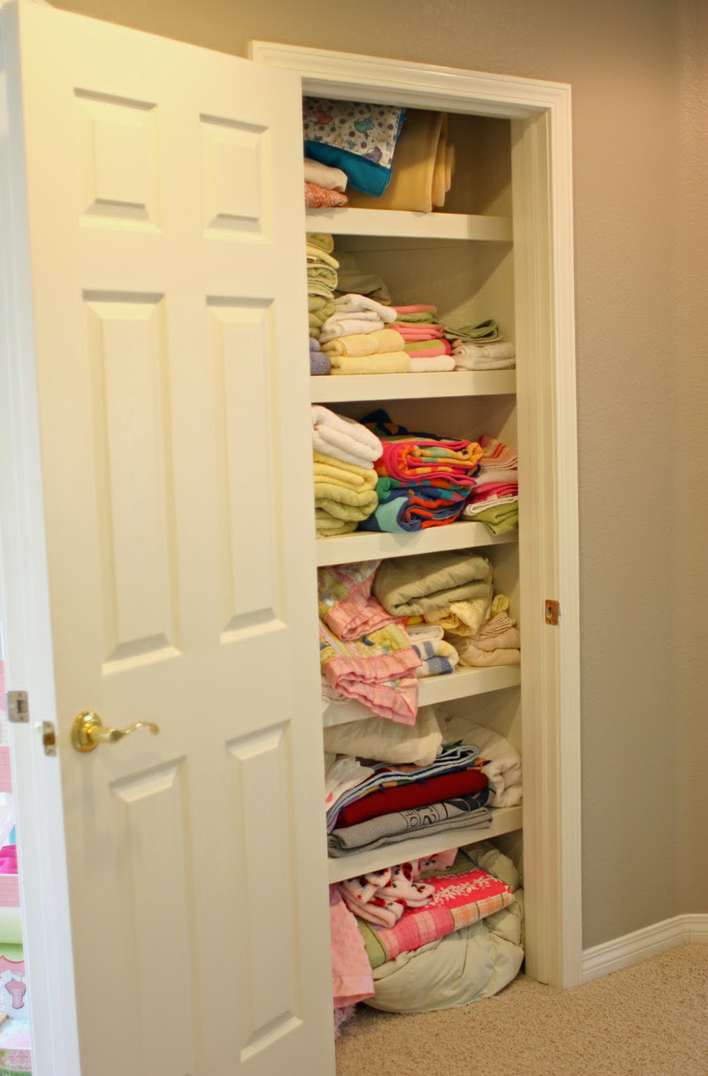 Hallway Linen Closet Ideas Home Design Ideas