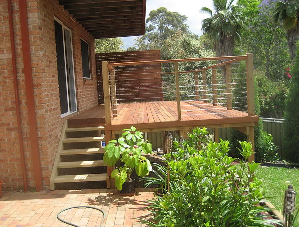 Handrails For Decks Regulations