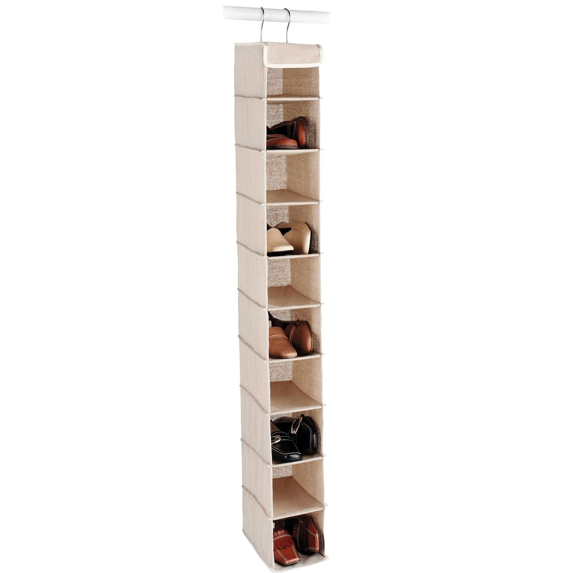 Hanging Shoe Organizer For Closet