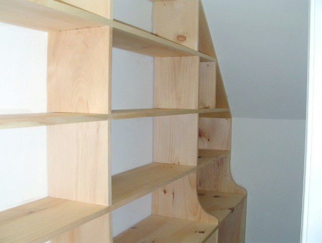 How To Build Shelves For Closet