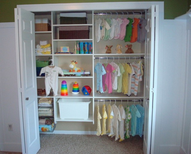 Do It Yourself Home Design: Kids Closet Organizers Do It Yourself