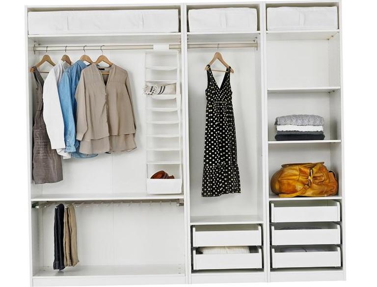 Ikea Closet Organizers Pax