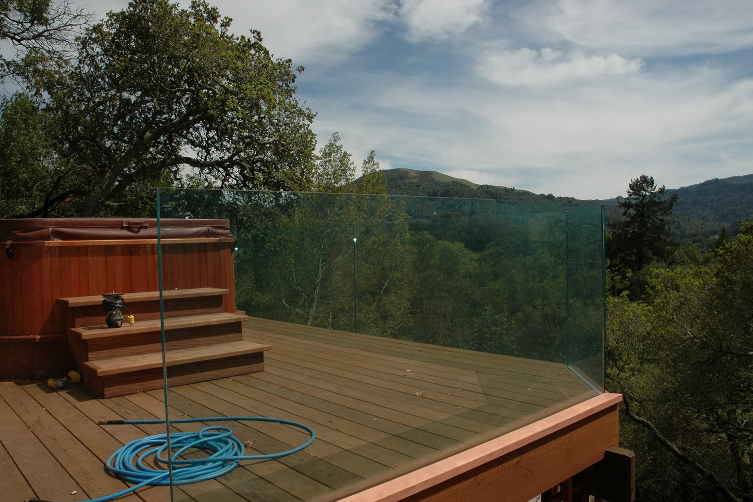 Images Of Decks Without Railings