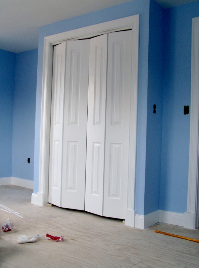 Interior Double Closet Doors