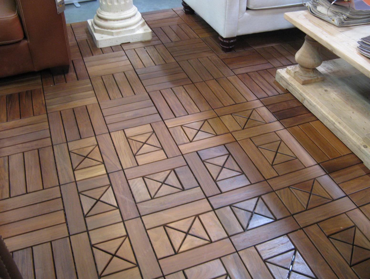 Ipe Deck Tiles Canada