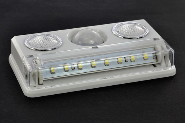 Led Closet Light Battery