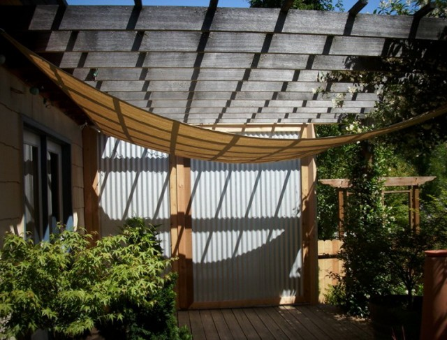 Metal Privacy Screens For Decks