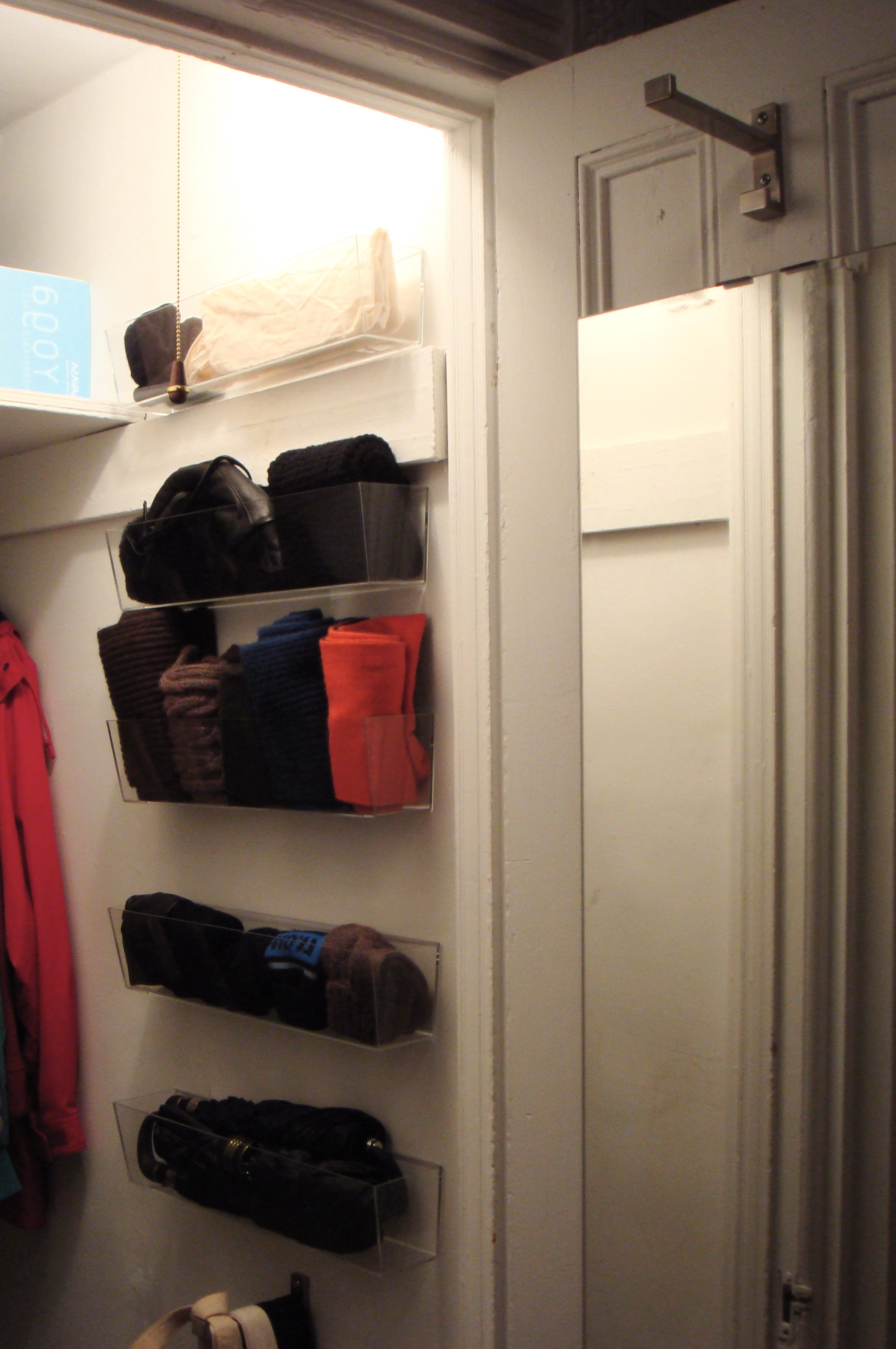 No Coat Closet Solutions Home Design Ideas