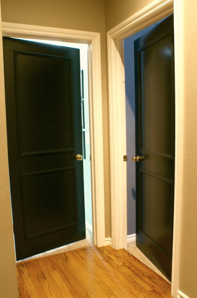 Painting Closet Doors Ideas
