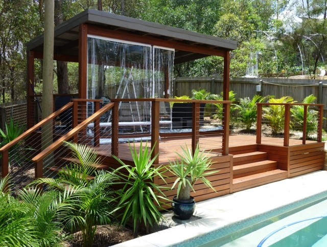 Pool Decking Ideas Australia