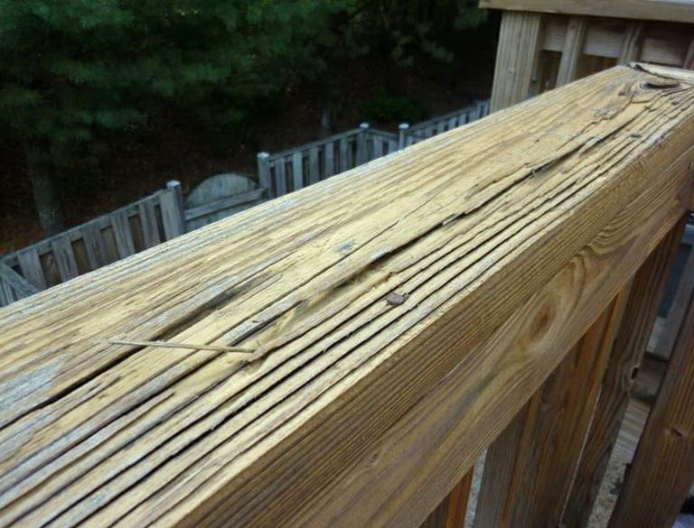 Pressure Washing Deck Damage Home Design Ideas