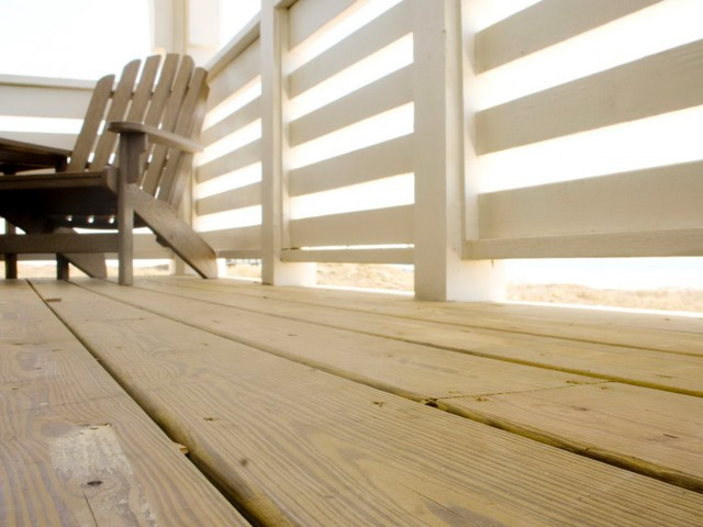 Pressure Washing Decks Tips