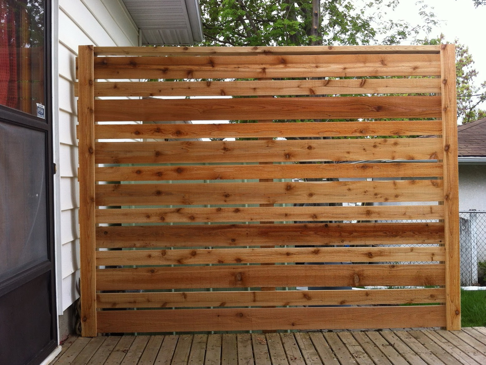 Privacy Screens For Decks Canada Home Design Ideas