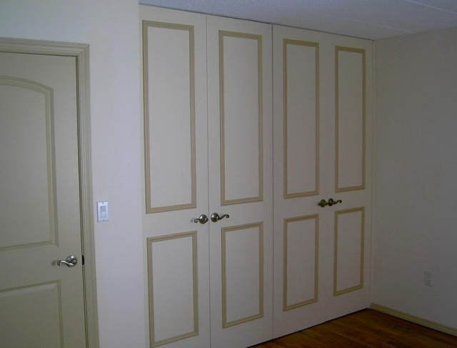 Replacing Bifold Closet Doors With Double Doors
