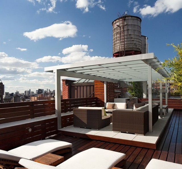 Rooftop Deck Ideas