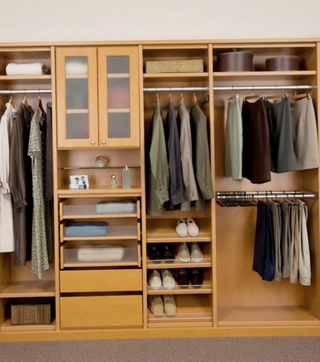 Rubbermaid Closet Kit Instructions