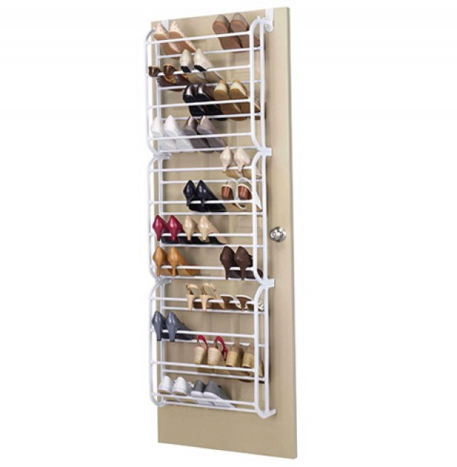 Shoe Organizer For Closet Walmart