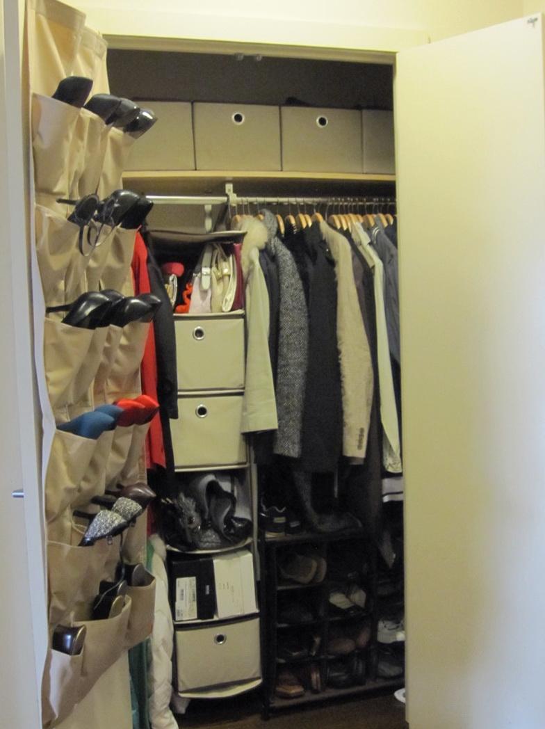 Shoe Organizer For Small Closet