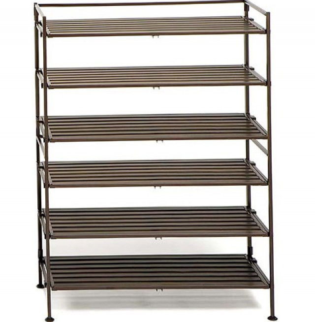 Shoe Racks For Closets Walmart