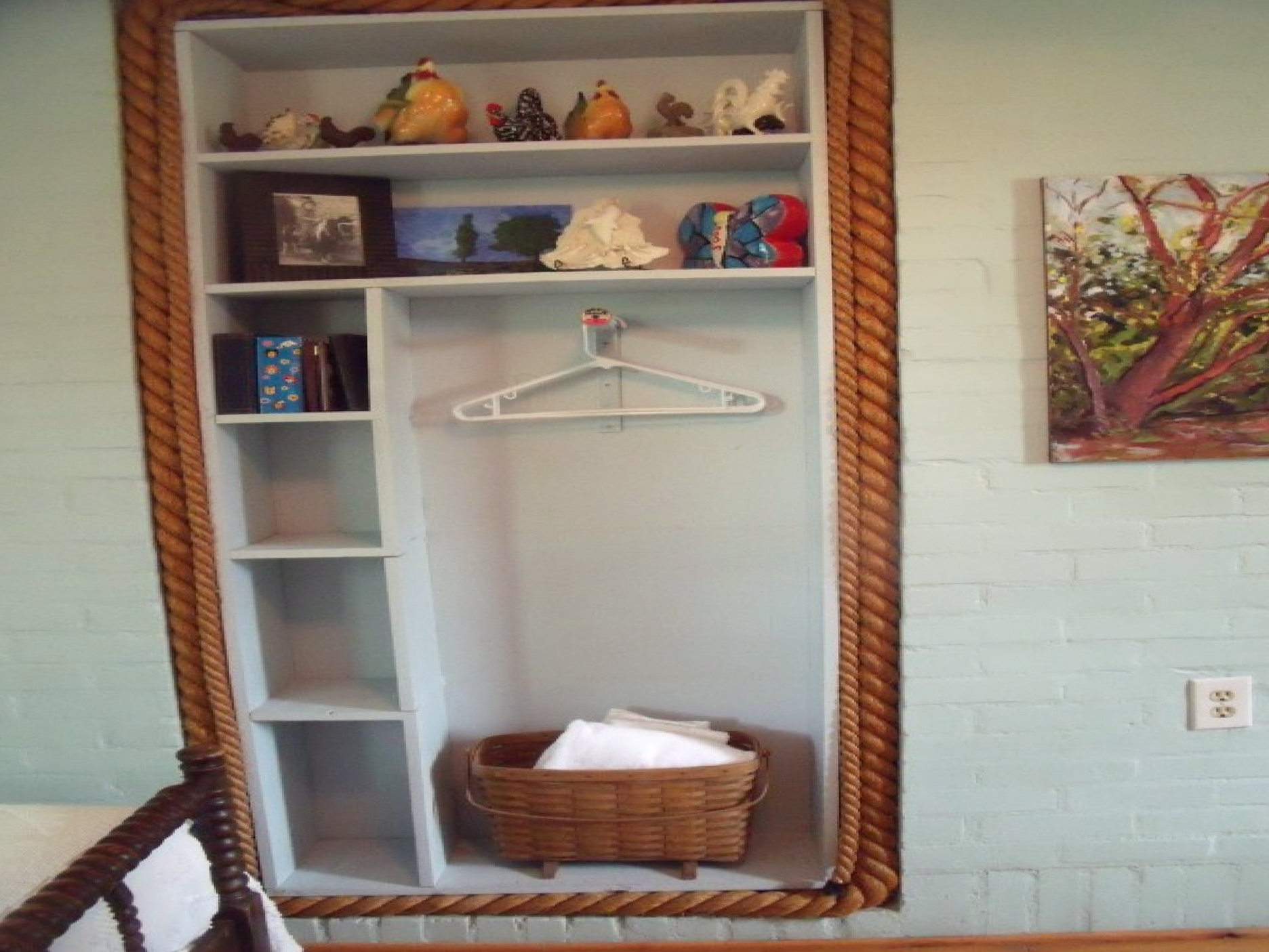 Simple Bedroom Closet Ideas