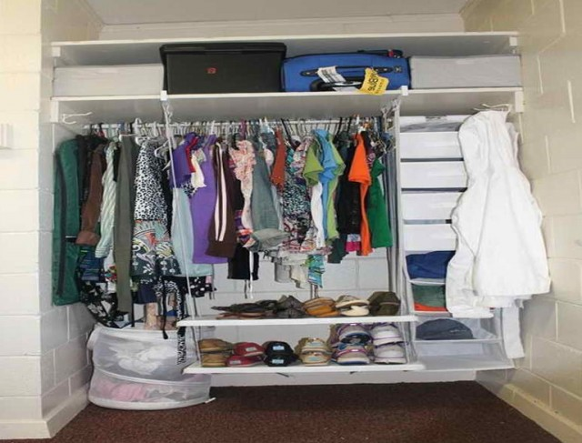 Small Closet Design Ideas Pictures