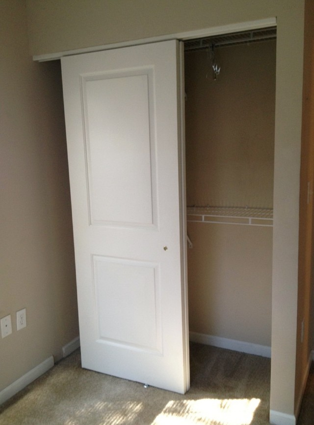 Small Closet Door Solutions