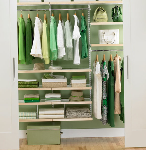 Small Closet Solutions Pictures