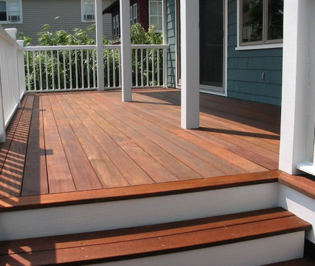 Solid Deck Stain Vs. Paint
