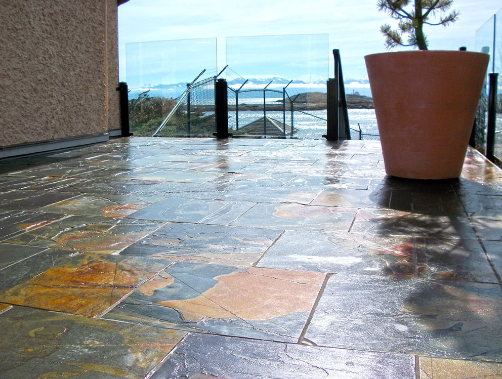 Stone Deck Tiles Canada Home Design Ideas