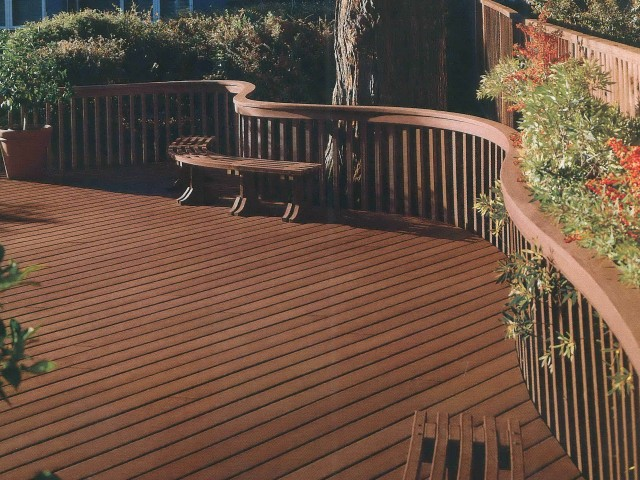 Synthetic Wood Decking Cost