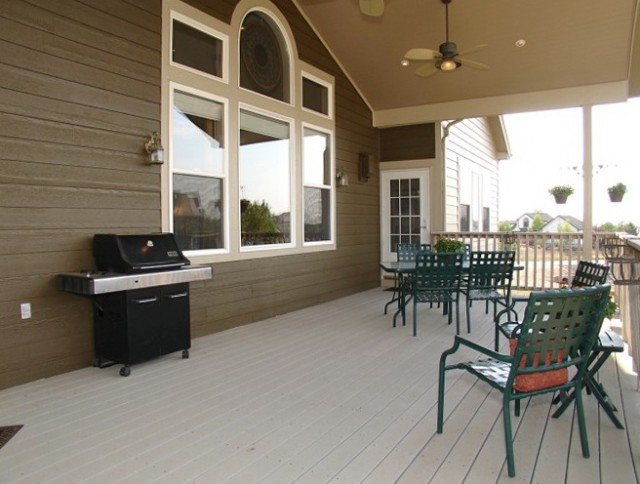 Synthetic Wood Decking Home Depot