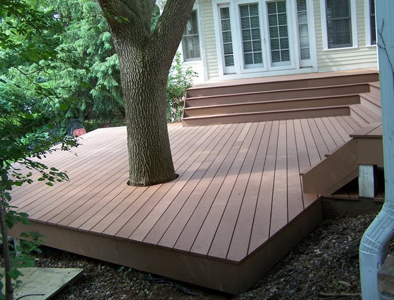 Synthetic Wood Decking Reviews