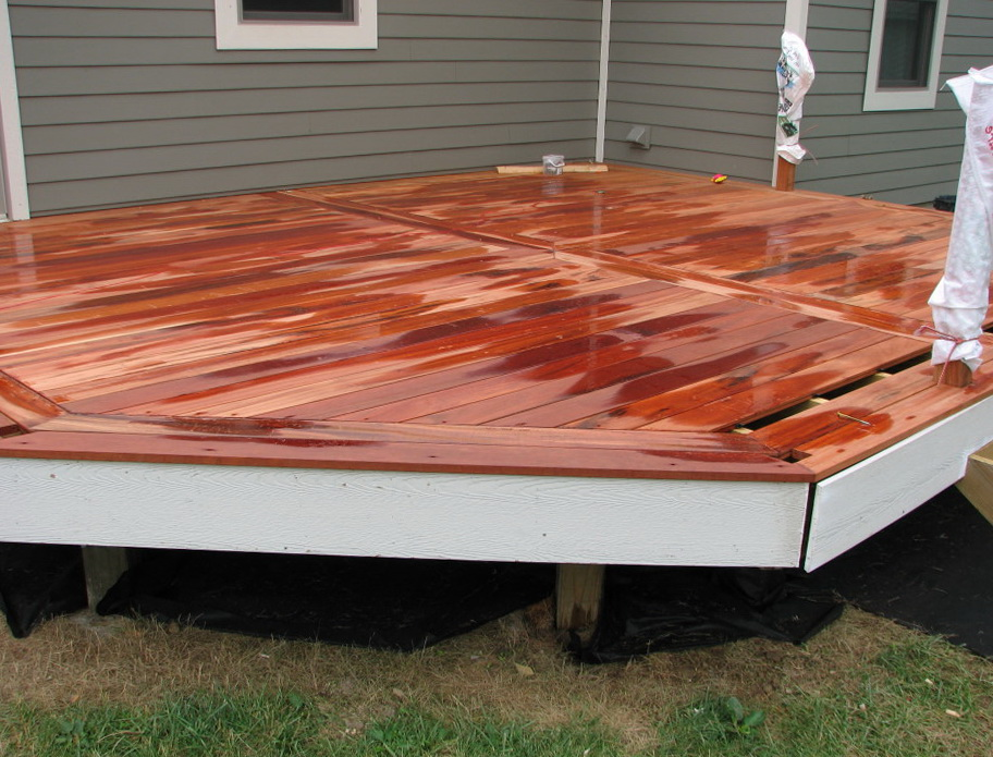 Tiger Wood Decking Reviews