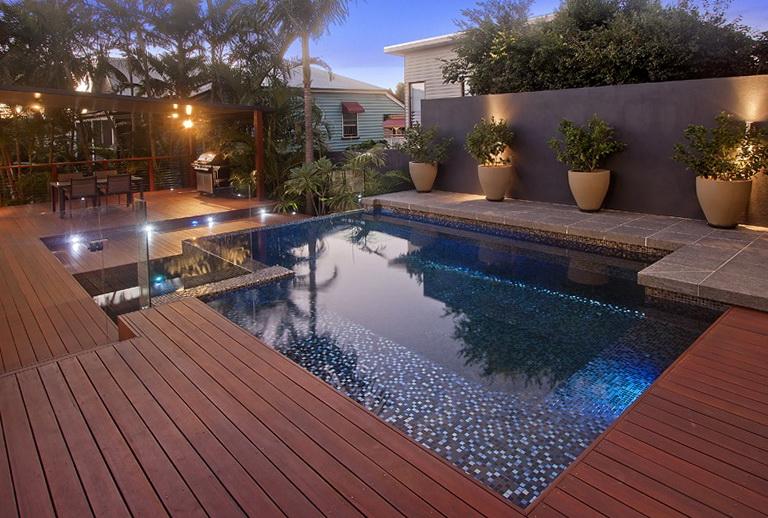 Timber Pool Decking Ideas