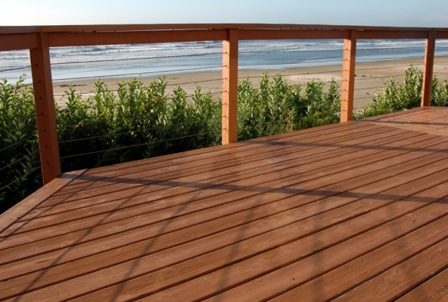 Types Of Handrails For Decks