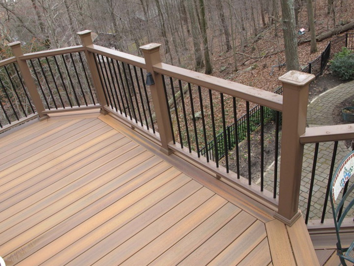 Typical Deck Rail Height