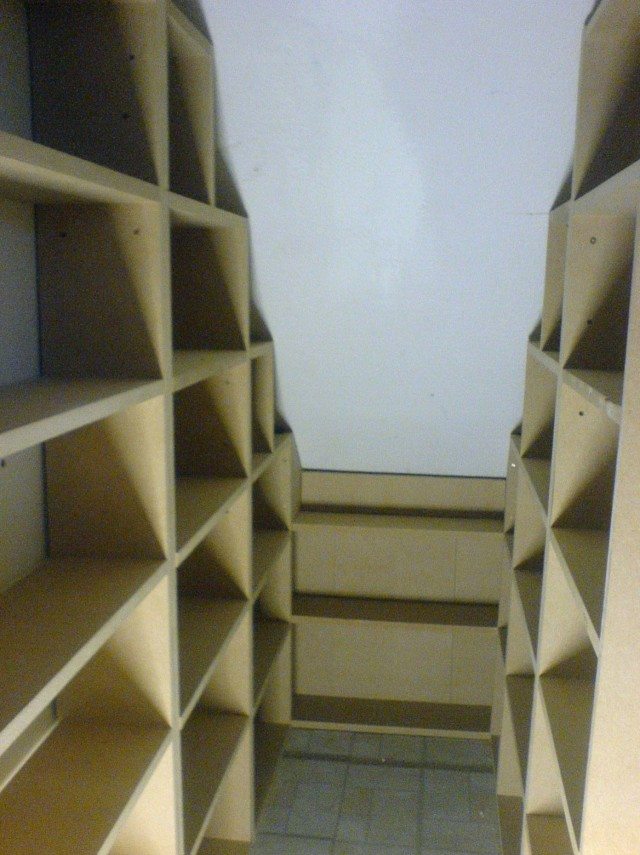 Under Stairs Closet Storage Solutions