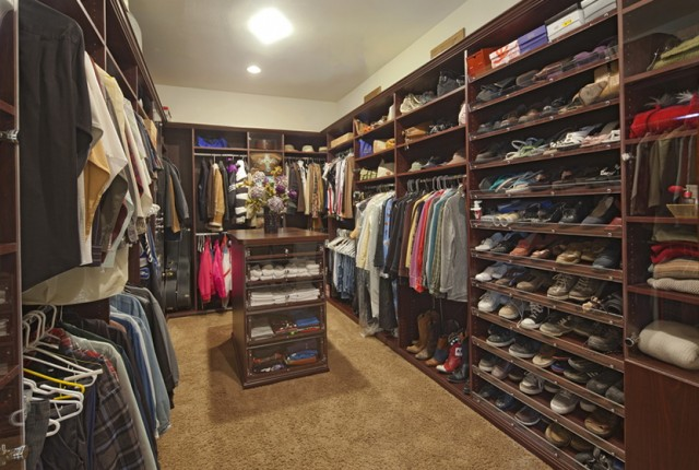 Walk In Closet Designs For Women