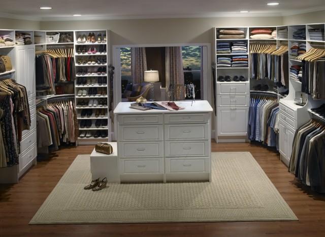 Walk In Closet Designs Pictures