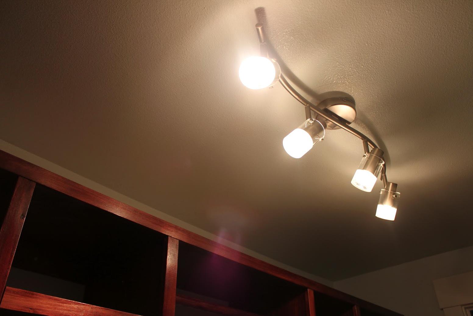 Walk In Closet Light Fixtures Home Design Ideas