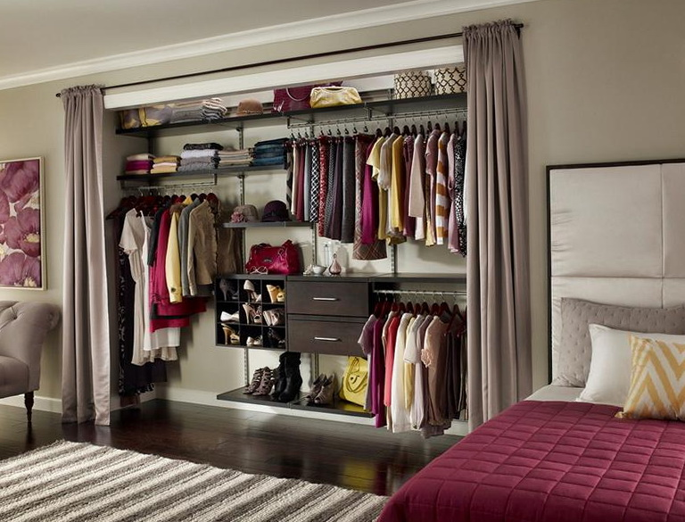 Wire Closet Organizers Lowes