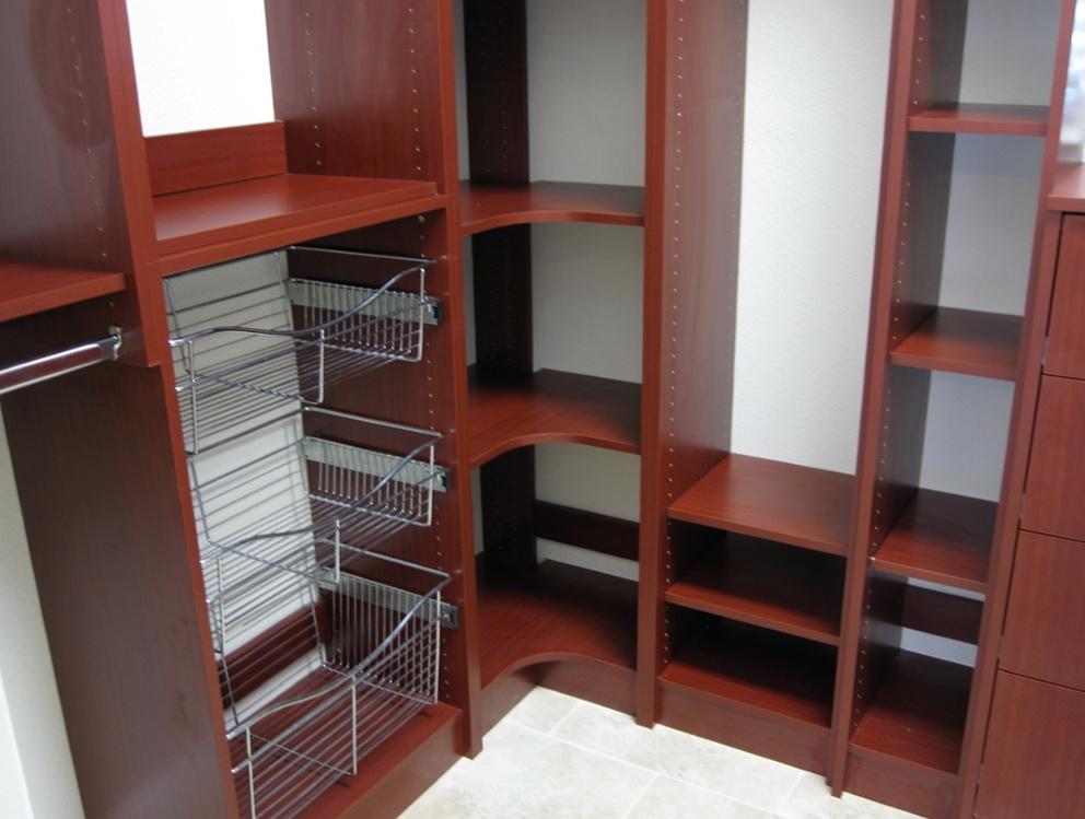 Wood Closet Systems Diy
