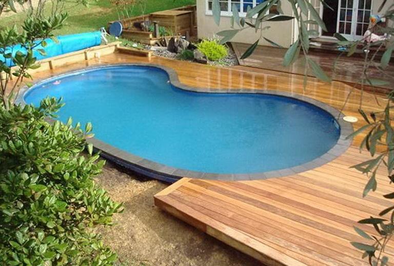 Wood Deck Designs Free