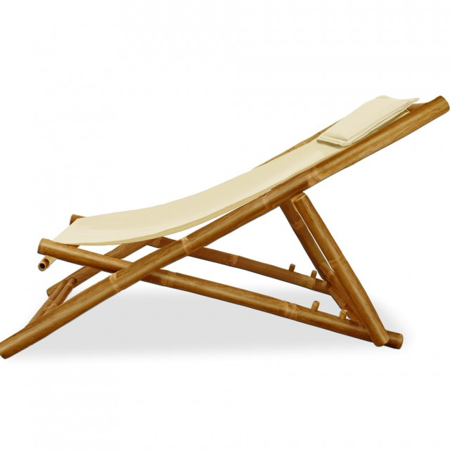 Wooden Folding Deck Chairs