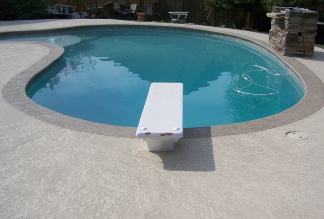 Acrylic Pool Deck Colors