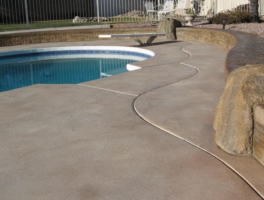 Acrylic Pool Deck Paint Home Design Ideas