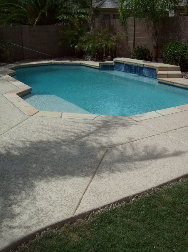 Acrylic Pool Deck Resurfacing Cost