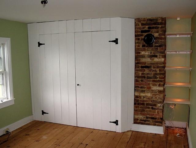Alternative Closet Door Options