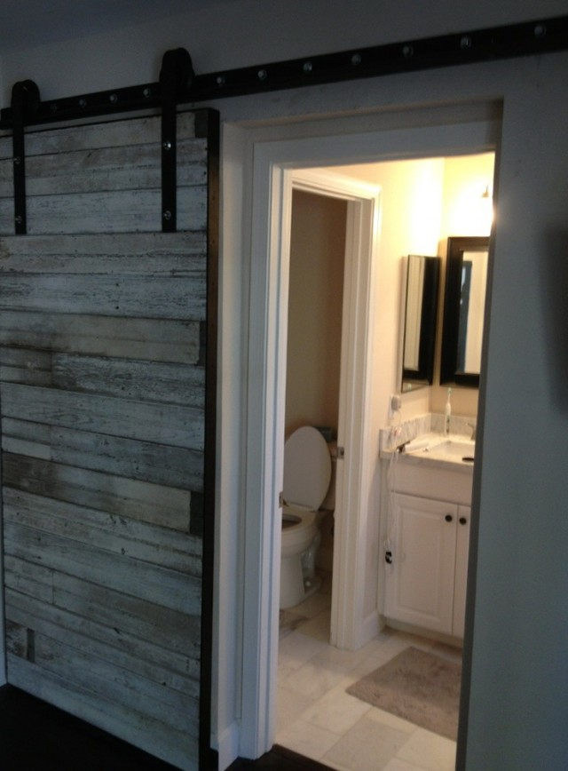 Bathroom Closet Door Ideas