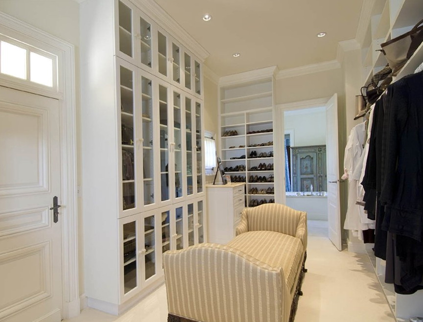 Bathroom Walk In Closet Ideas
